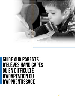 Guide for parents of students with ASD